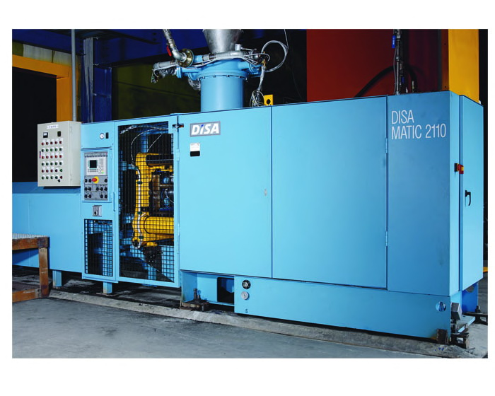 disamatic molding machine